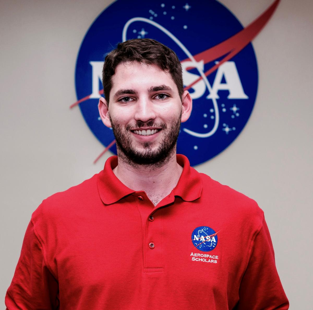 Matt Rockwell and NASA Logo